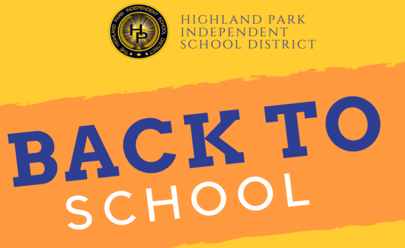 HPISD Back to School 2020-21 working draft now available Featured Photo