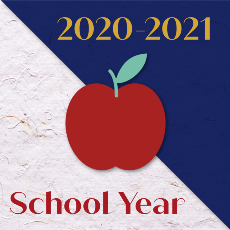 20-21 school year