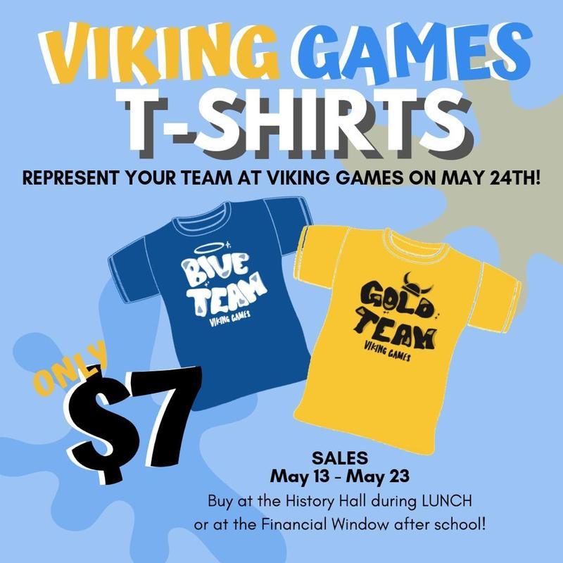 Viking Games T-Shirts Thumbnail Image