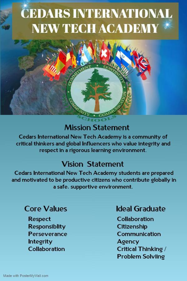 CINTA Mission and Vision Statement