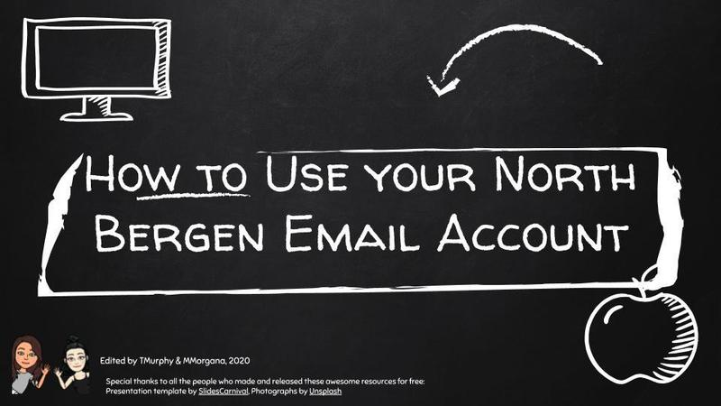 how to use your NB email