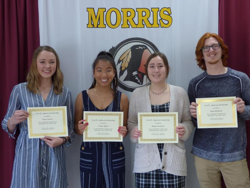 Honors Day Assembly Featured Photo