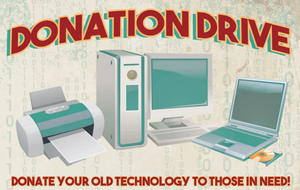 Digital Donation Drive - ROANEnet