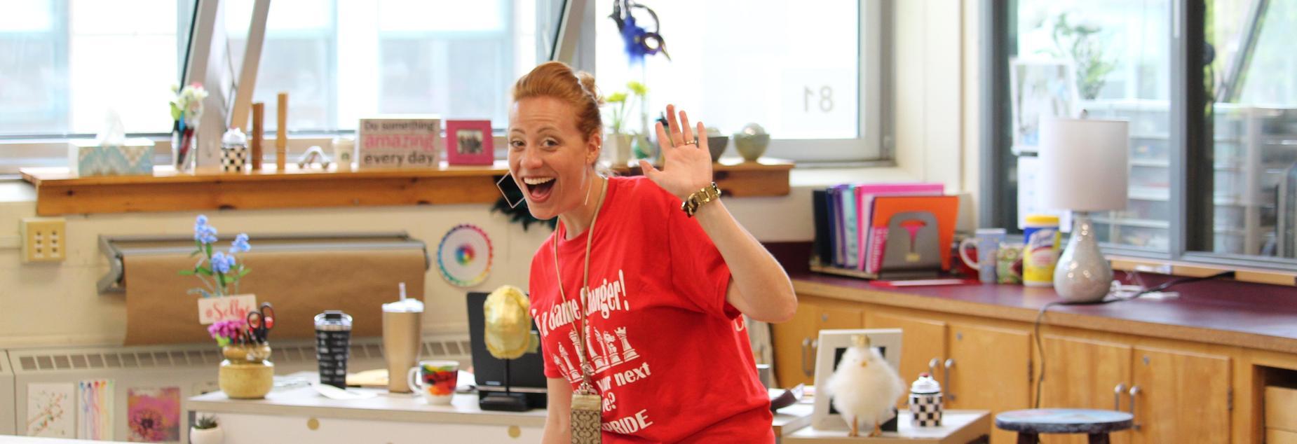 Welcome Mrs. Bragg