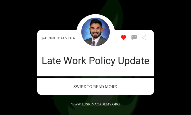 Late Work Policy Update Thumbnail Image