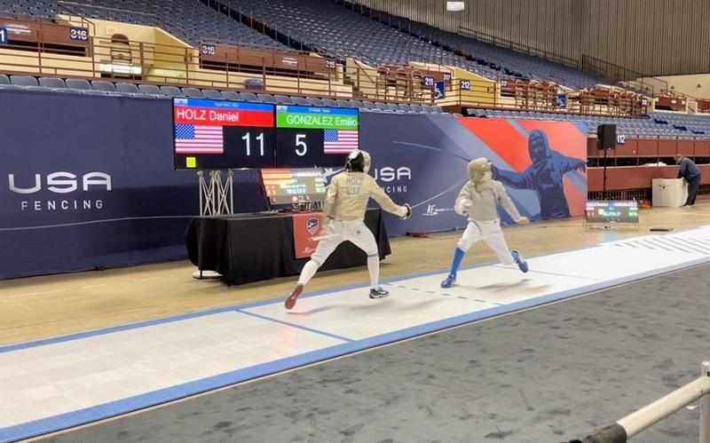 Brookfield 7th Grader is National Fencing Champion Thumbnail Image