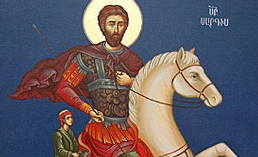 Սուրբ Սարգիս Զօրավարի Տօնը Featured Photo