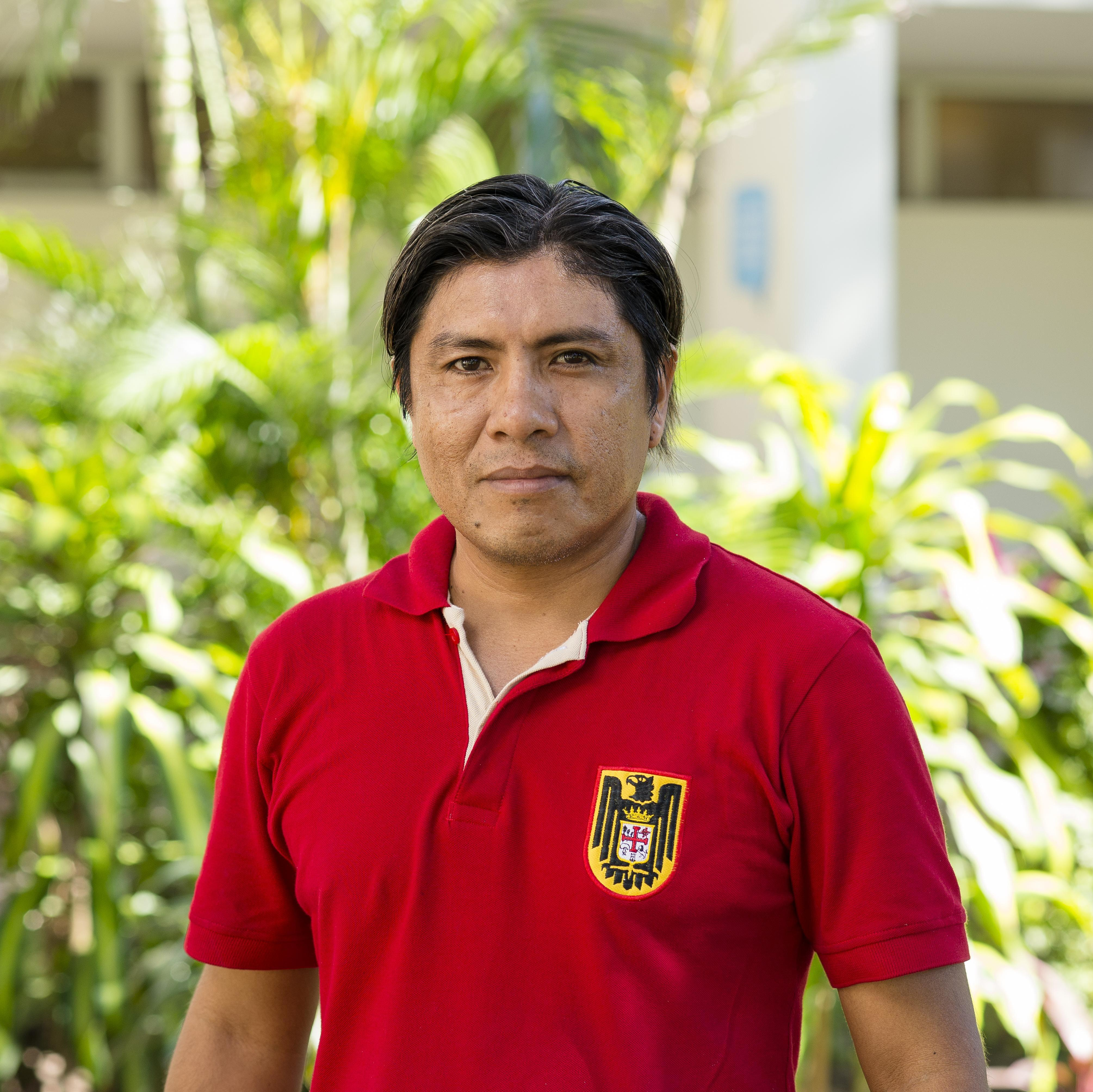 Ángel Rudy Morales's Profile Photo