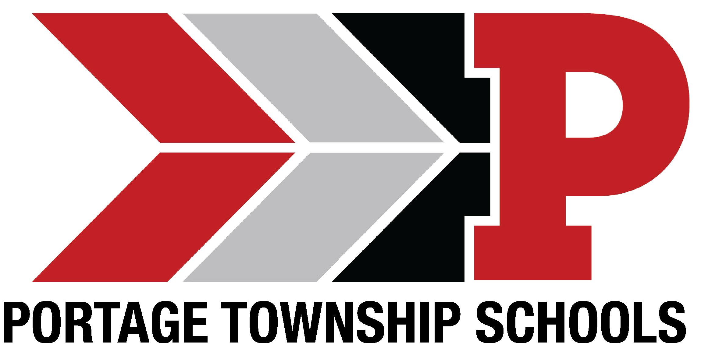 Portage Township Schools logo