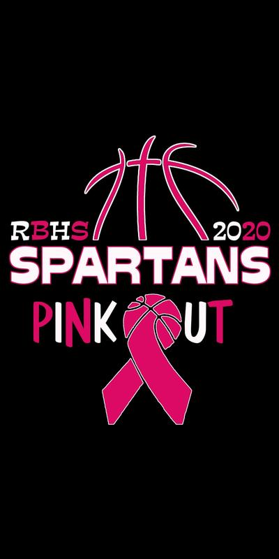 2020 RBHS Pink Out Sales