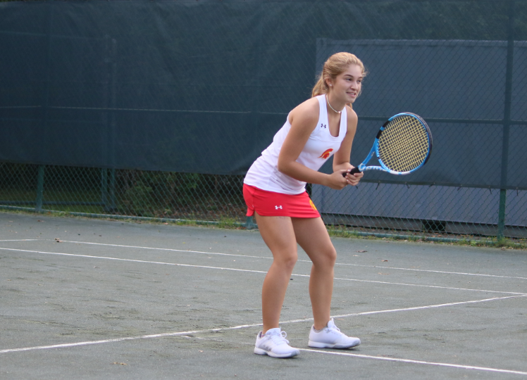 Tennis Summer Camp Rescheduled to July 8-10 Featured Photo