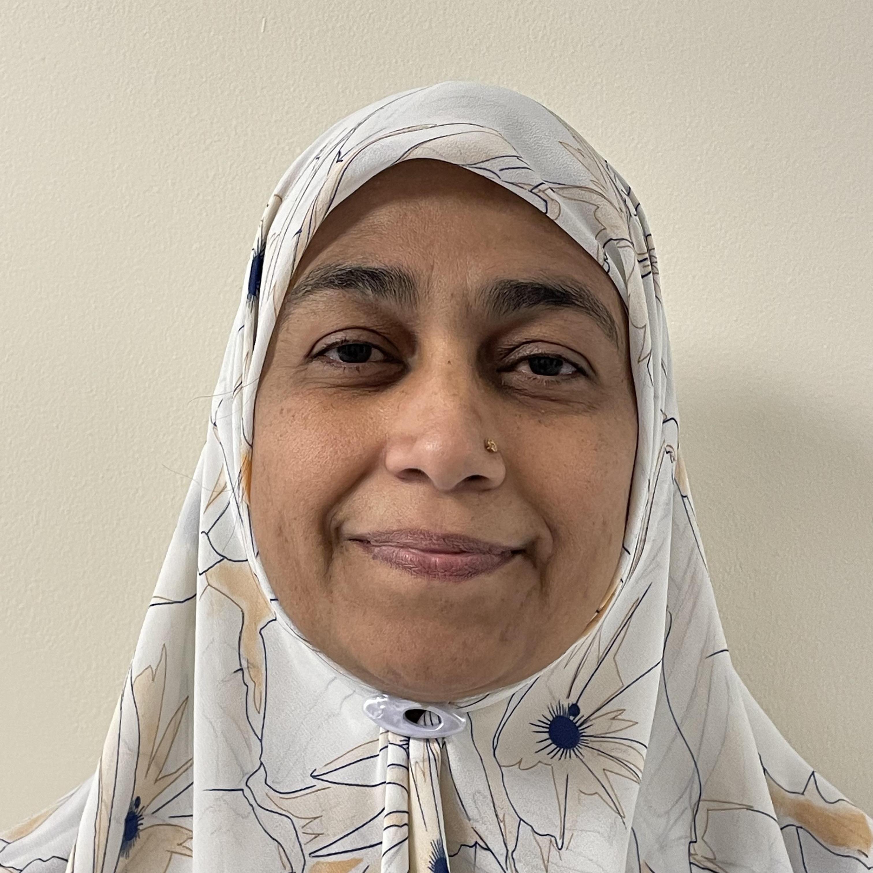 Asna Fazaluddin's Profile Photo