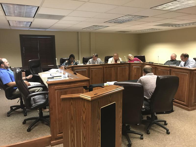 LCSD School Board Meeting