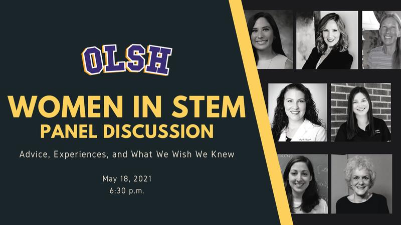OLSH Women in STEM