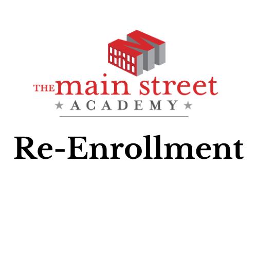 2020 - 2021 TMSA Re-Enrollment Image