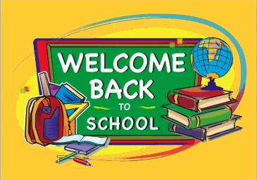 School Year 2021/22 Welcome Back Featured Photo