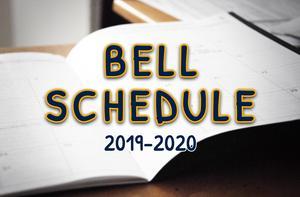 Morse Elementary Bell Schedule (2019-2020)