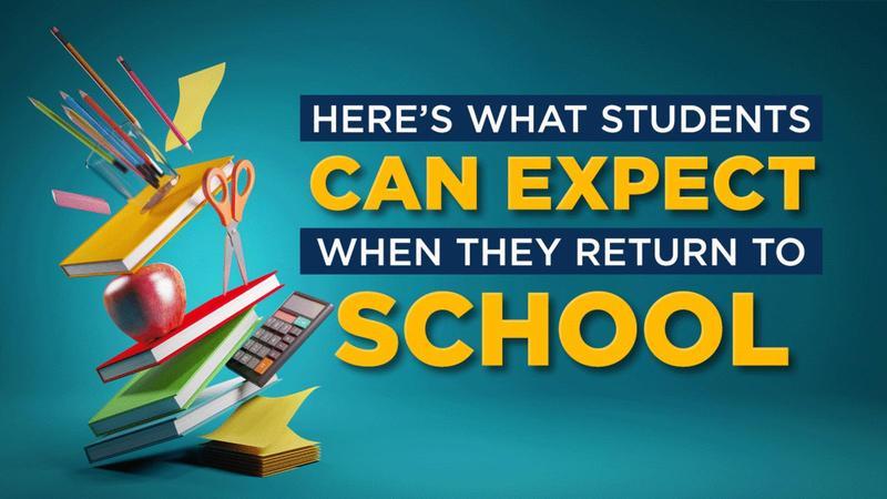 El Capitan Return to School Video Featured Photo