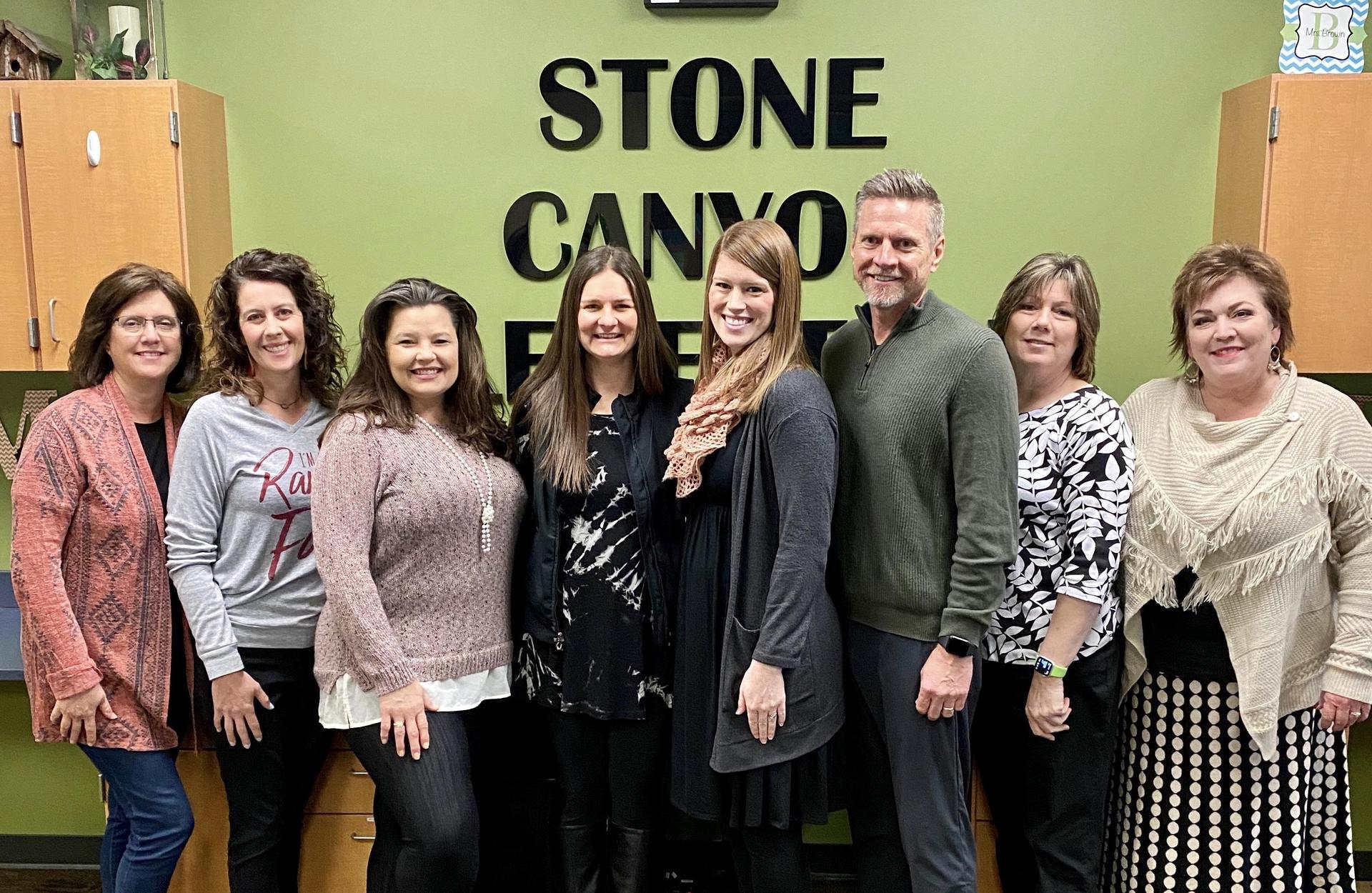 office staff 2020