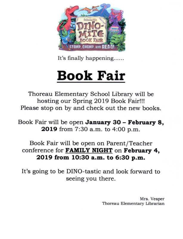 Book Fair is here! Featured Photo