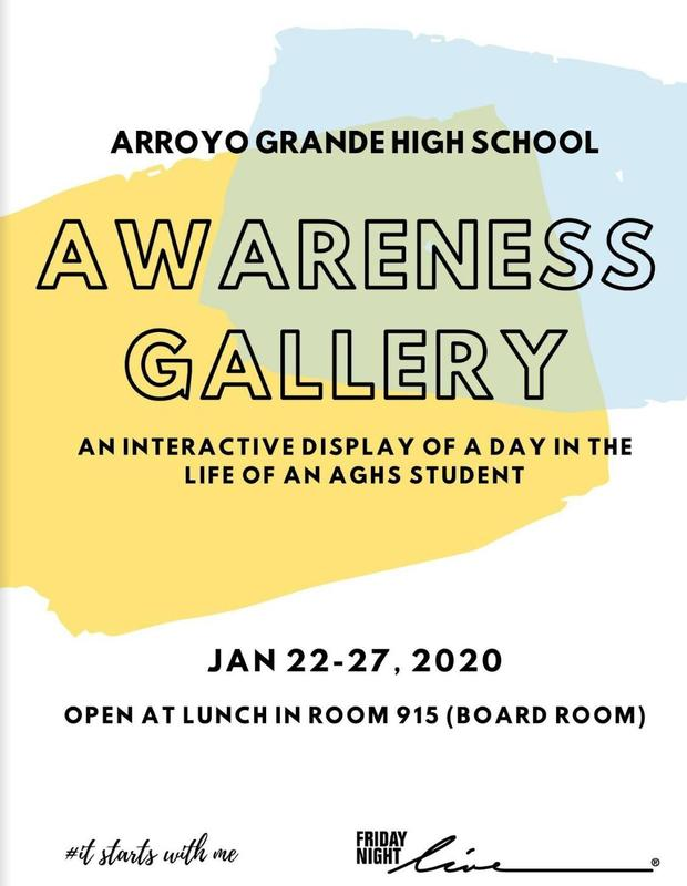 Awareness Gallery