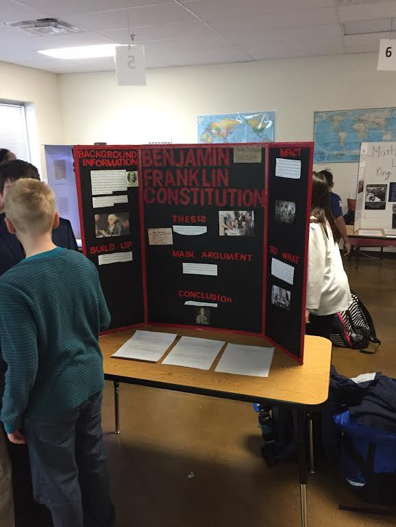 National History Day presentations