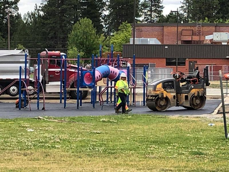 Farwell Playground