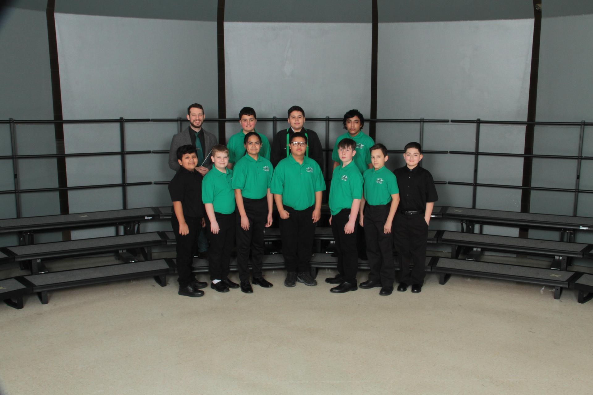 Men's Choir - Y Day