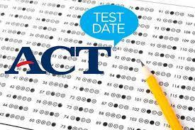 ACT Test being given at MTHS 3 times in 2019-2020 school year! Featured Photo