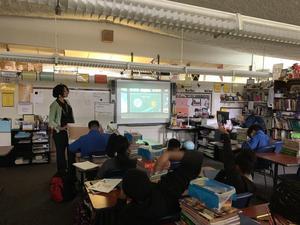 Mrs. McDuffie's class