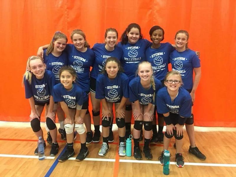 Volleyball Camp Featured Photo