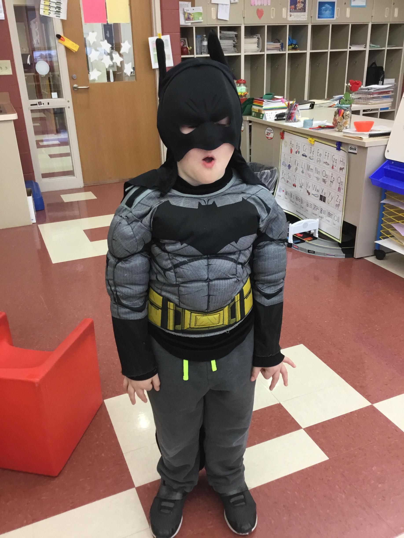 Batman comes to OT!