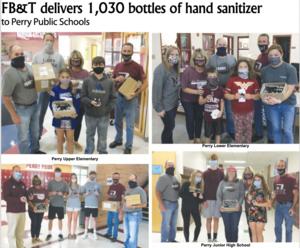 FBT Hand Sanitizer