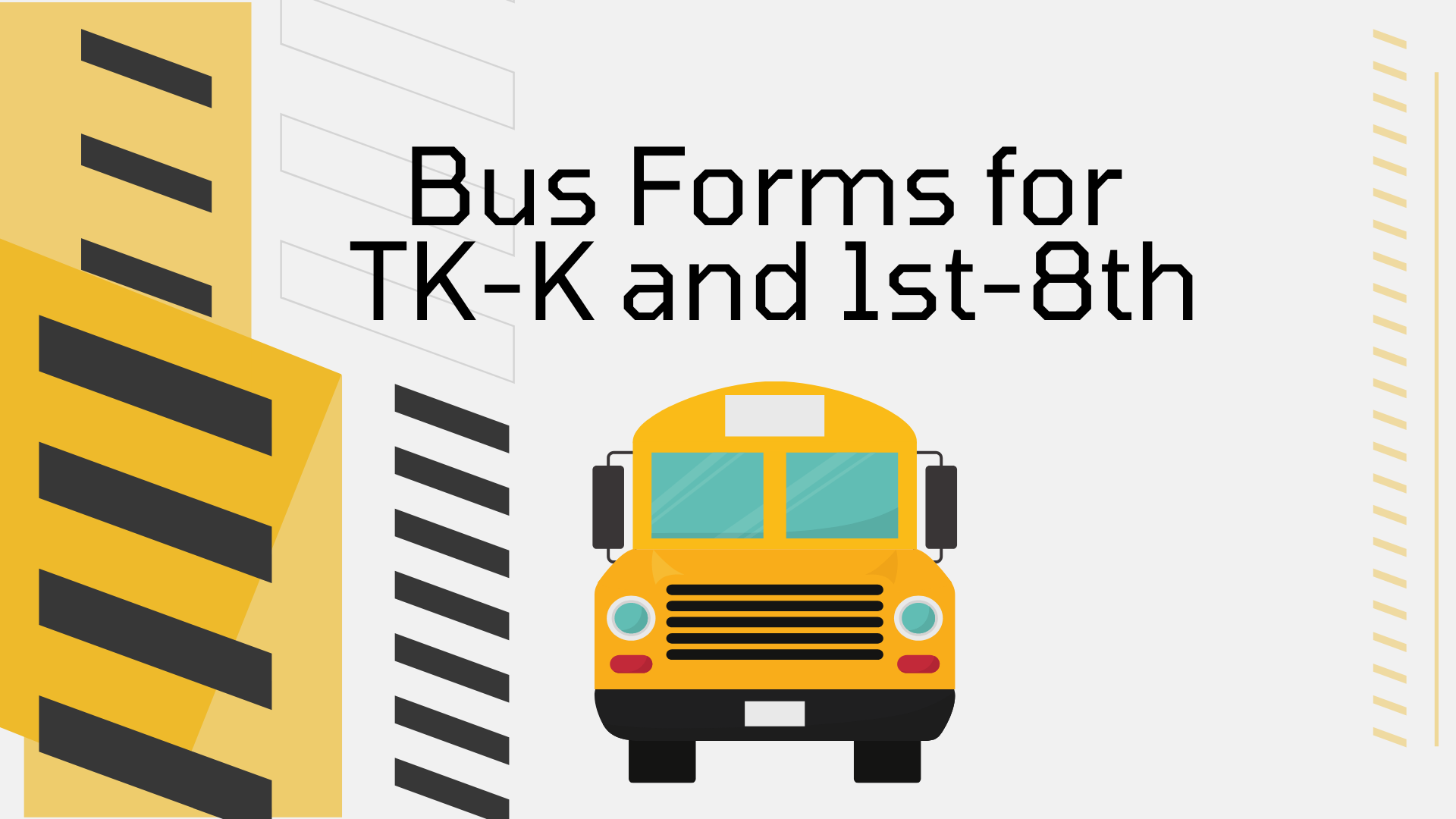 Bus Form Link 2021