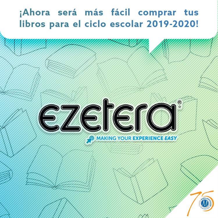 ¡Ahora será más fácil comprar tus libros para el ciclo escolar 2019-2020! Featured Photo