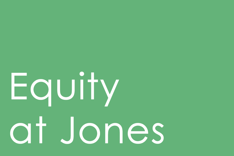 Image Equity at Jones News Banner
