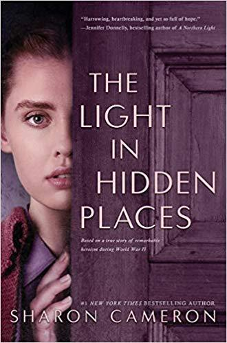 The Light in Hidden Places Cover