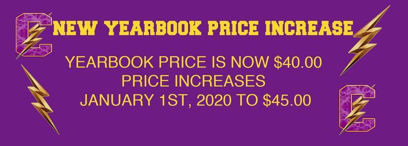 Yearbook Price $40.00