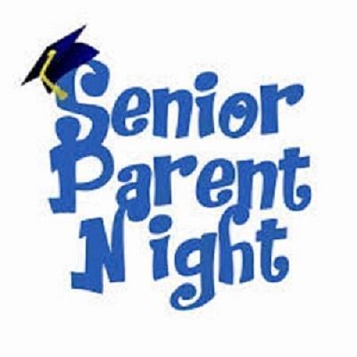 Senior Parent Night - August 10th Thumbnail Image