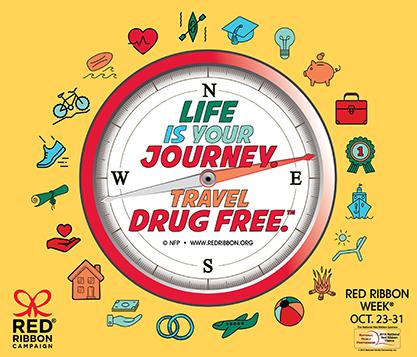 Red Ribbon Week-Oct. 22-26 Thumbnail Image