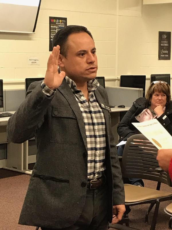 Board Member Jose Lopez