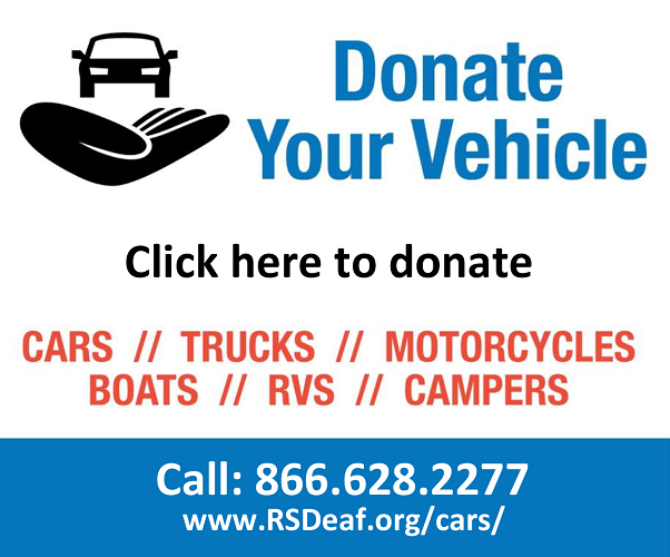 Vehicle Donation Photo Link
