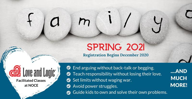 Love & Logic - Spring 2021 Registration & Information