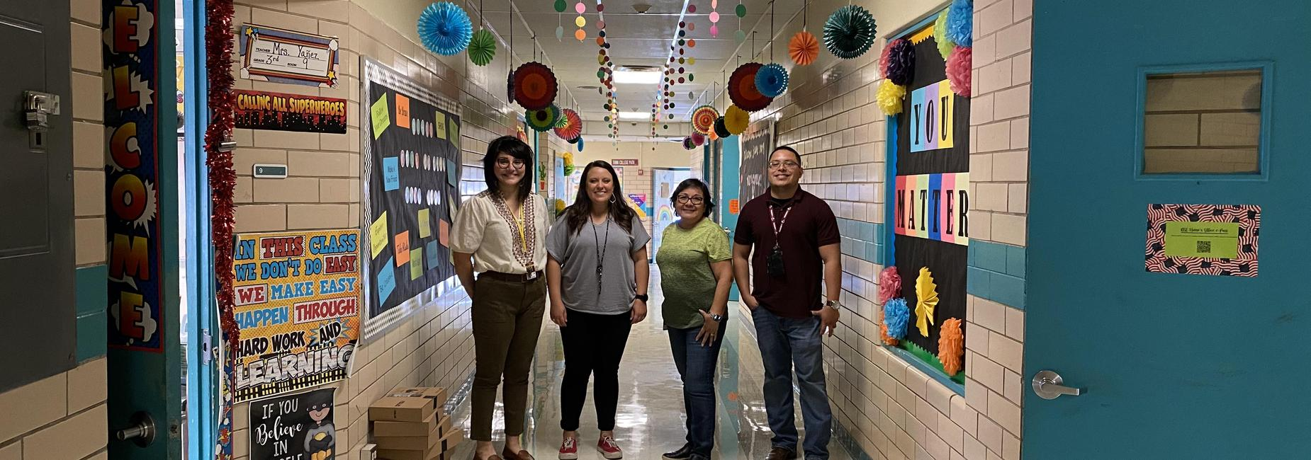 Open House 2021-2022 3rd Grade Teachers