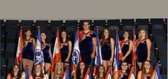 Armstrong High School Color Guard