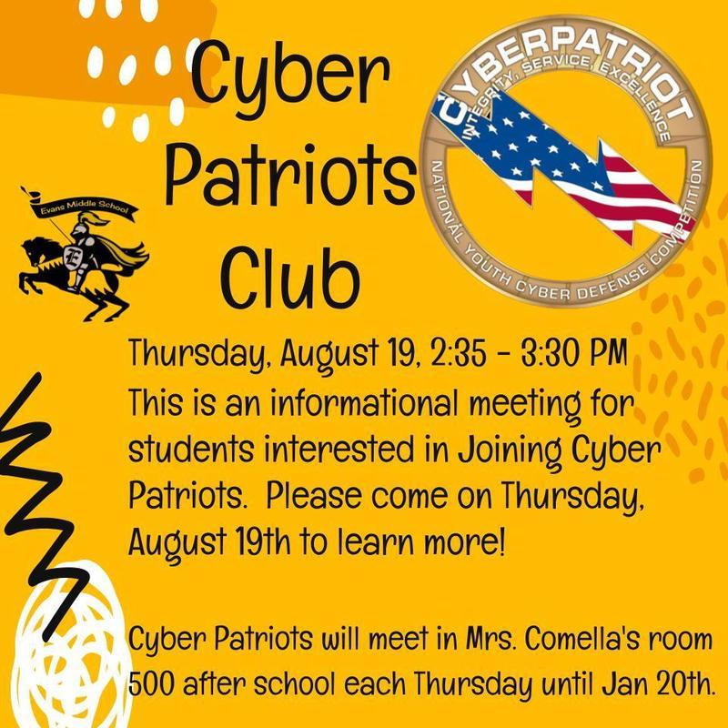 Cyber Patriots