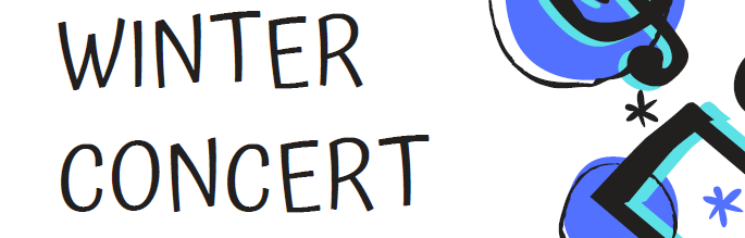 Winter Concert, Wednesday, December 18 featuring Choruses and Bands Thumbnail Image