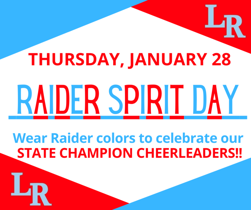 Raider Spirit Day