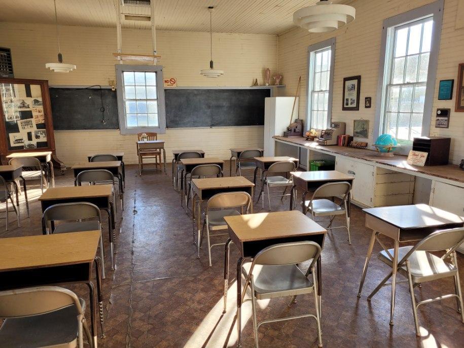 Classroom Inside