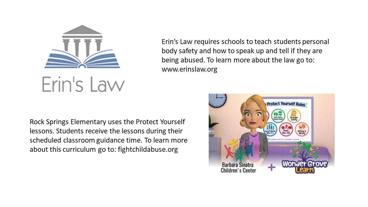 Erin's Law